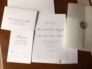 Shine Wedding Invitations 2