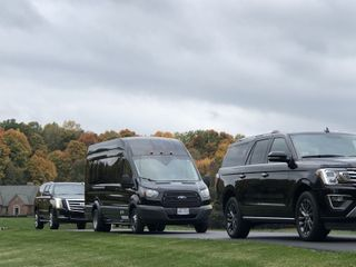 R MAN VAN  Limo & Luxury Car Services 2
