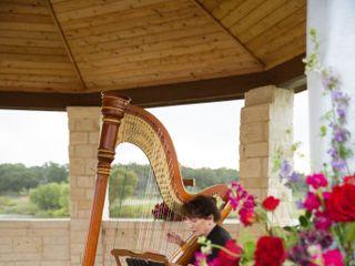 Harpist, Jenny Glass 1