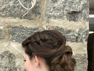Jewel Hair Design 6
