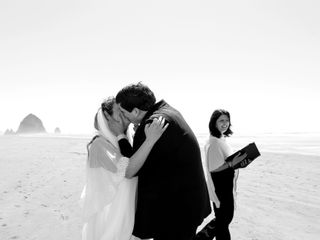 Oregon Beach Ceremonies 5