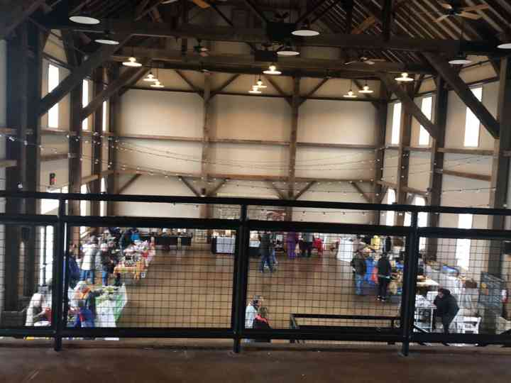 Muhlhauser Barn Venue West Chester Oh Weddingwire