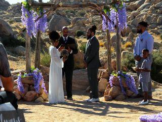 Celestial Wedding Officiants 2