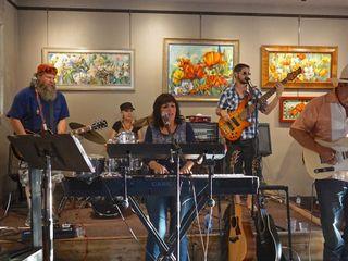 Cypress Yard at Nancy Cawdrey Studios 5