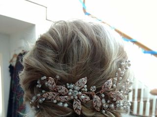 Wedding Hair by Jillian Rae 4