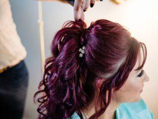 Cassandra Garza - Makeup Artist & Hair Team 2