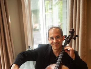 Roy Harran Cellist 1