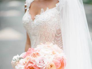 Mocha Rose Floral Designs 1