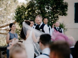 Tuscan Wedding Officiant 3