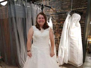 Zazou's Bridal Boutique & Tuxedos 1