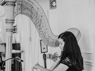Harpist Lizary Rodriguez 6