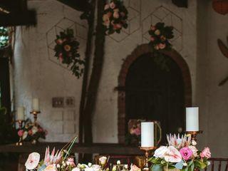 Natalia Liriano Floral & Event Designer 1