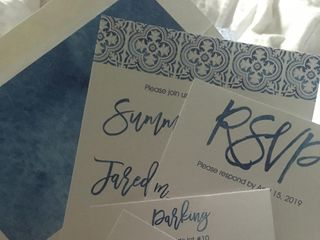 Beautiful Wedding Announcements 1