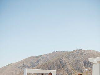 Weddings & Whimsy - Santorini, Greece 3