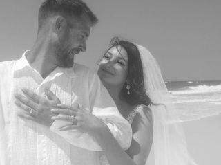 Simple Beach Wedding 7