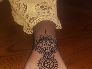 Henna St Lucia 1