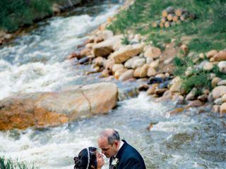 Weddings on Fall River at Estes Park Condos 2