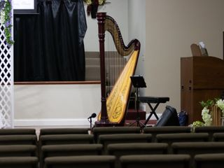Lydia Haywood - Harpist 1