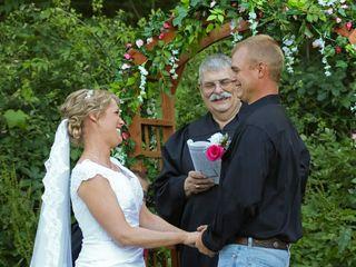 Howard Dingman, Wedding Officiant 1