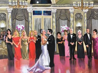 Wedding Day Painter 1