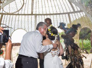 Playa Wedding - Spirituality Riviera Maya 2