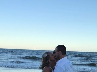 Just Married Myrtle Beach 4