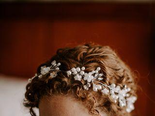 English rose On location bridal makeup by Sarah Kitson 1