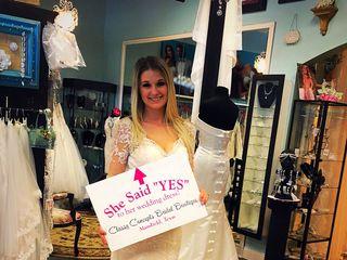 Classy Concepts Bridal Boutique 1