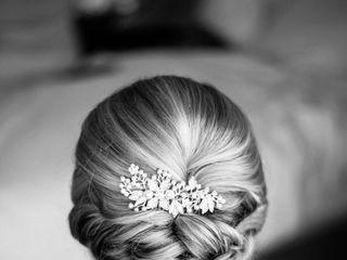 Wedding Hair by Mollie Monthie Radden 1