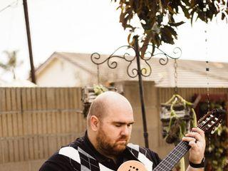 Donovan Raitt, Classical and Jazz Guitarist 3