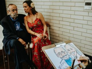 Artistic Caricatures by Dale Whistler 1