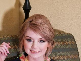Goddess Effect Hair & Makeup Artistry 5