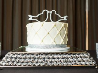 Buttercream Wedding Cakes 1