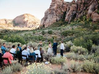 St. George/Zion Wedding Officiant 3