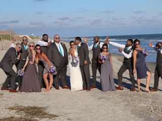 The Isles Beach Club/Oceanfront Weddings of NC 3