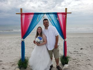 R&C Beach Weddings 1
