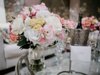Jade Violet Wedding & Event Floral Boutique 4