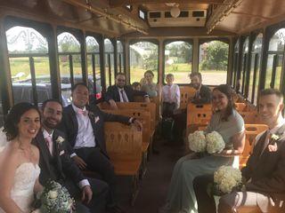 OBX Wedding Trolley 3
