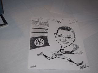 Caricatures By Marty 1