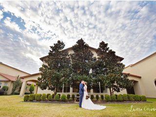 The Chapel at Ana Villa by Walters Wedding Estates 2