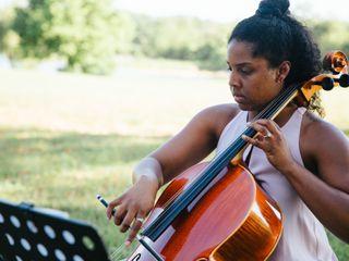Classical Cellist 3