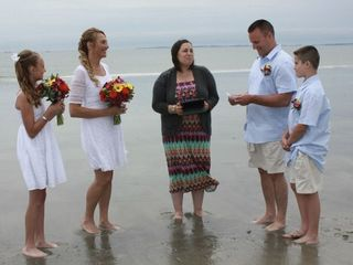Heather Rose, Wedding Officiant 7