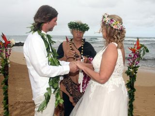 Sweet Hawaii Wedding 4