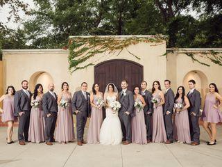Mi-Ri El Khoury, Wedding Officiant 2