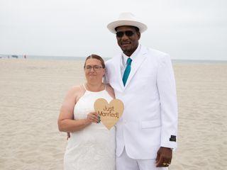 Seaside Beach Wedding San Diego 3
