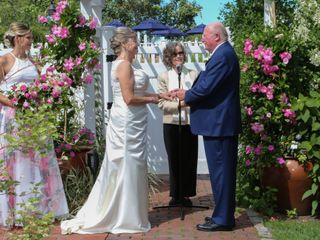 Soulful Wedding Ceremonies- Rev. Kathleen Geagan 2