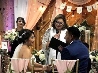 Weddings by Reverend Dignorah Savinon 3