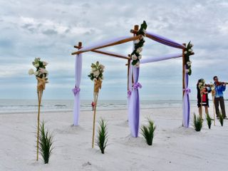 Gulf Beach Weddings 6