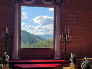 Angel's View Wedding Chapel 2