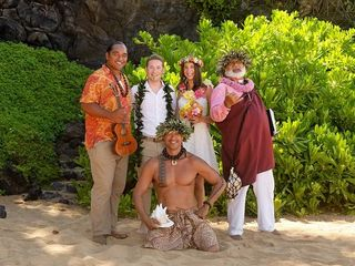 Ancient Hawaiian Weddings 1